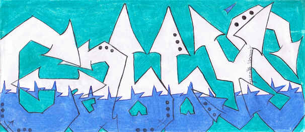 Artwork by Juanita Stamm, Jean, Nevada Dec 02, 2010
